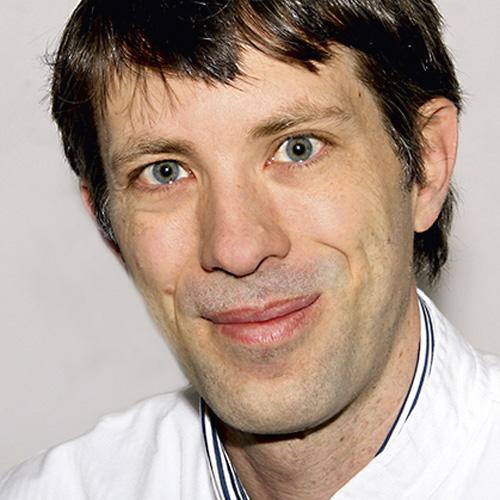 Dr. Tobias Meile, Oberarzt und Leiter des Adipositas-Zentrums am Krankenhaus Bad Cannstatt