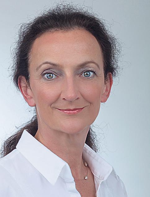 Frau Dr. Dagmar Mainz vom Berufsverband der Niedergelassenen Gastroenterologen (bng). Thema: Magen-Darm-Ärzte