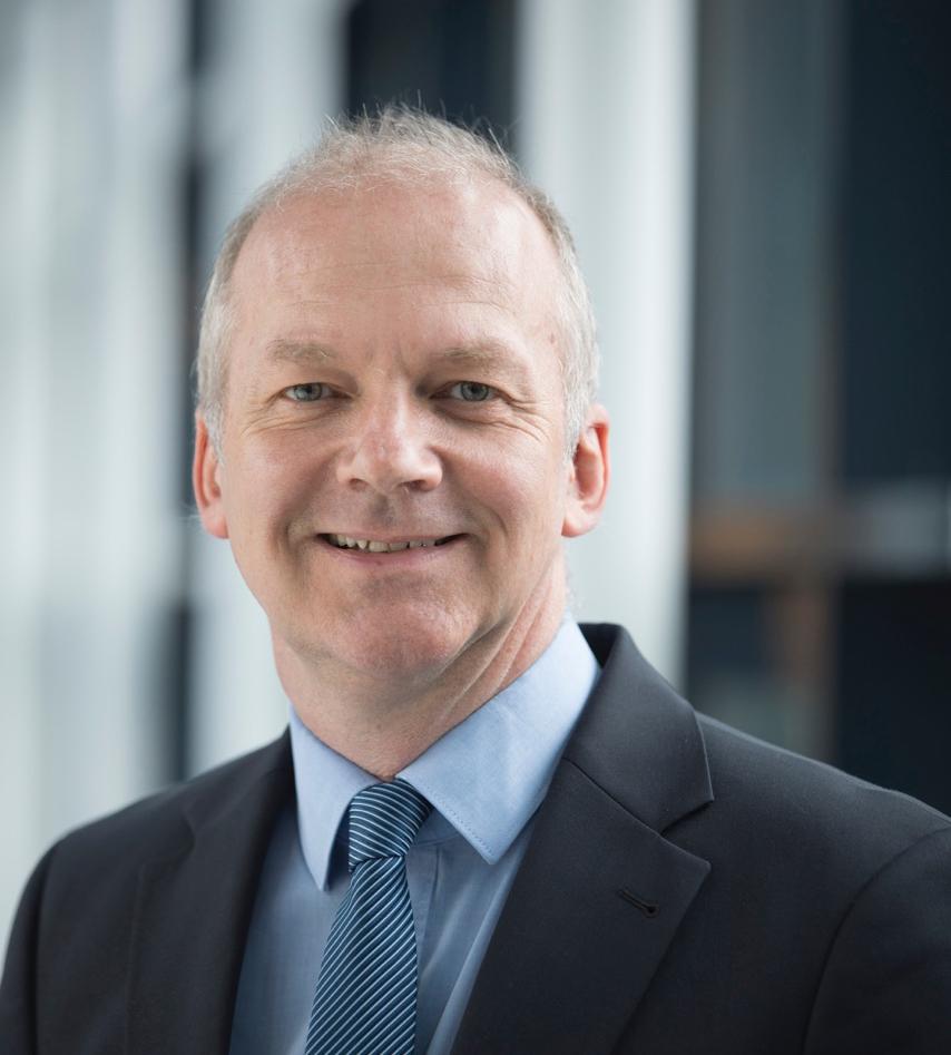 Porträt von Prof. Dr. med. Torsten Kucharzik, Klinikum Lüneburg